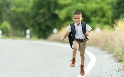 Parents Beware – Kids and Backpacks
